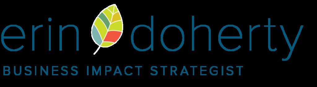 Erin Doherty, Business Impact Strategist